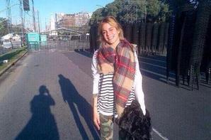 Martina qui prépare la juntada tinistas !! ♥