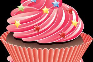 Dans la vie il me faut 3 choses, des cupcakes, sourire, et TOI!