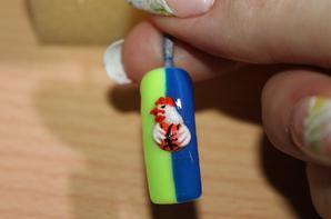 Nail art BC4C