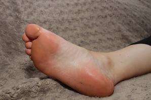 Soxie pieds nus