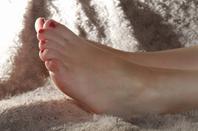 Soxie pieds nus (suite)
