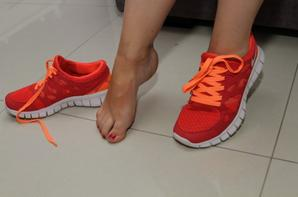 Soxie feet & Nike (suite)