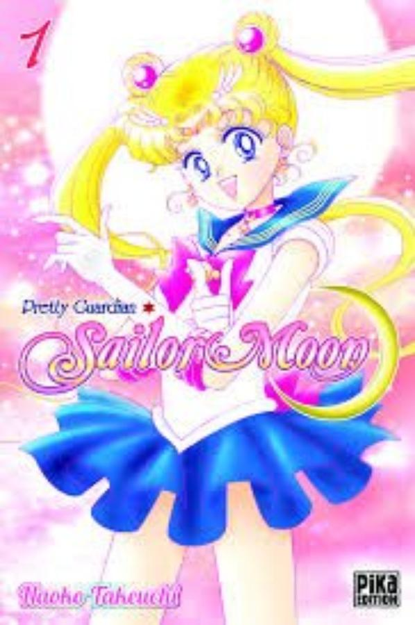 Sailor Moon équipe