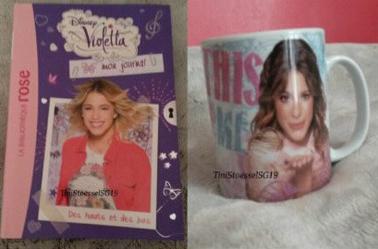 Mes affaires Violetta Partie 4