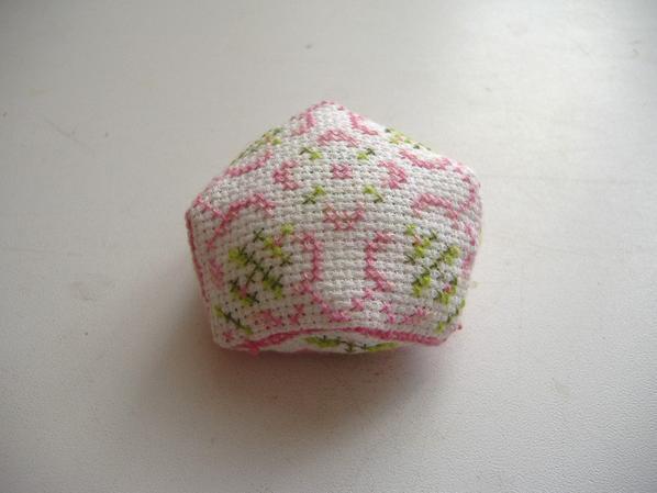 Mini biscornu d'Aurelle