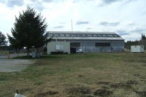 L'aérodrome de Thalamy-Ussel