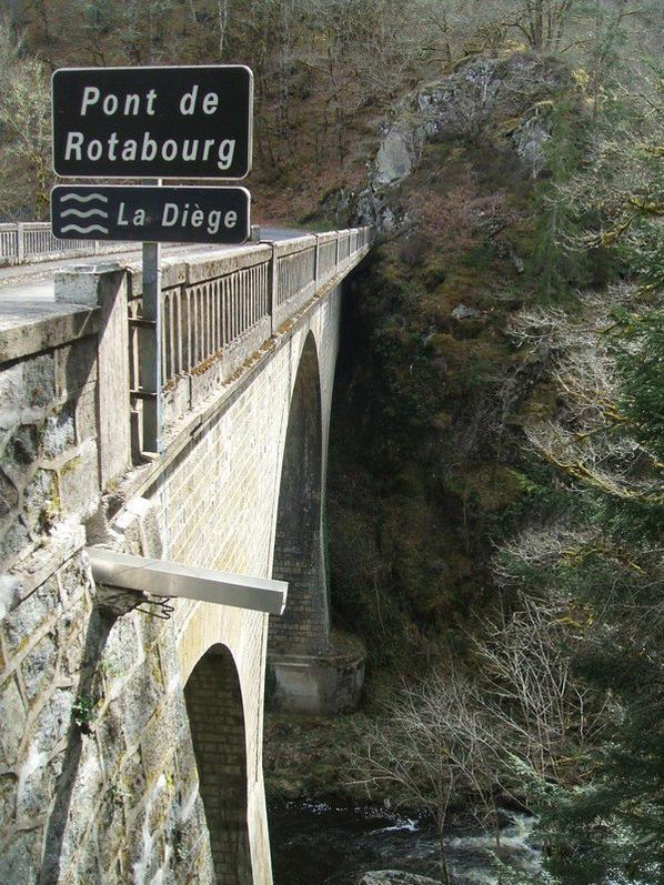 Le pont de Rotabourg