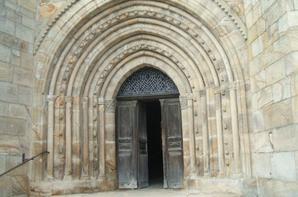 Eglise de Bourg-Lastic (Puy de Dôme)