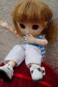 Rencontre pullipienne n°3 : avec Looly-pullip (4/4)