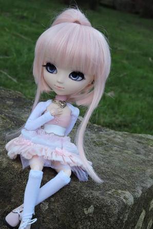 Présentation de mes dolls - Natsumi Tsukino