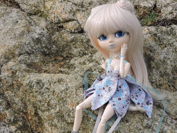 Présentation de mes dolls - Aria Demichellis