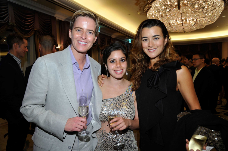8th annual GLSEN Respect Awards held at Beverly Hills Hotel on October 5