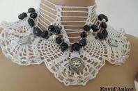 Petit apperçu de la collection perles et dentelle