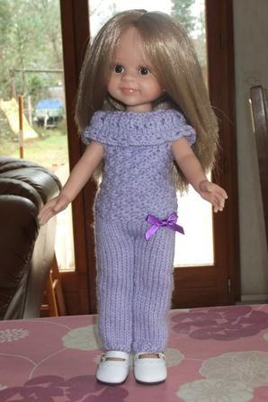 Encore des tricots pour Paola et Chérie