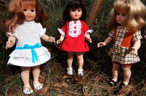 La ronde des robes d'octobre des années 60!