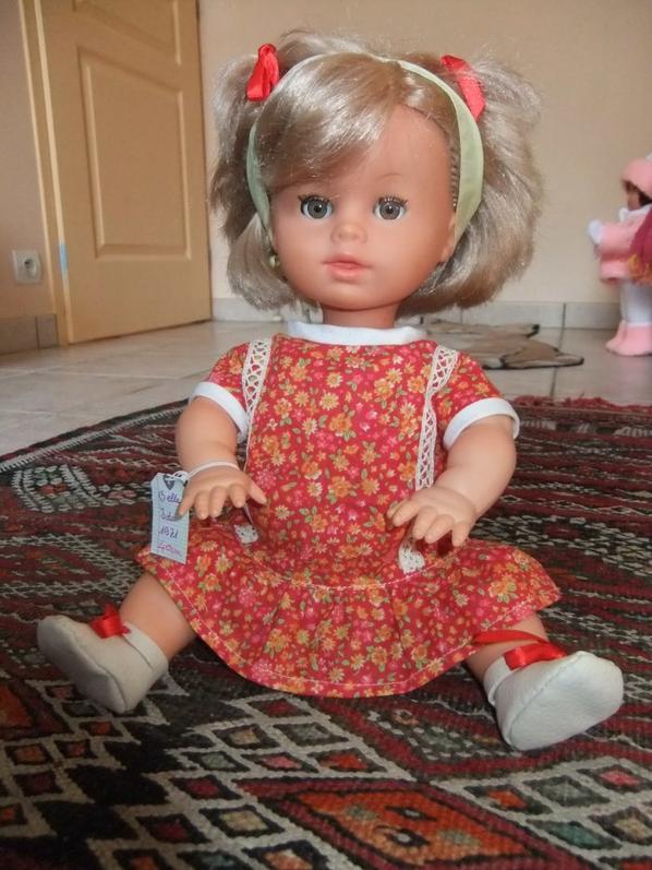 Coucou Isabelle, c'est moi Ida, je suis bien arrivée dans ma nouvelle famille!
