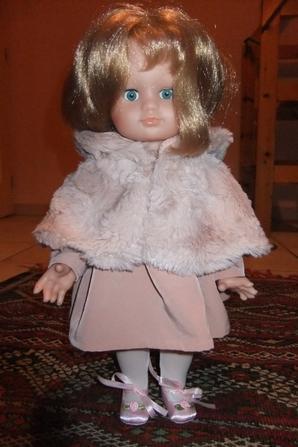 Emilie en tenue de décembre 2016 suite!
