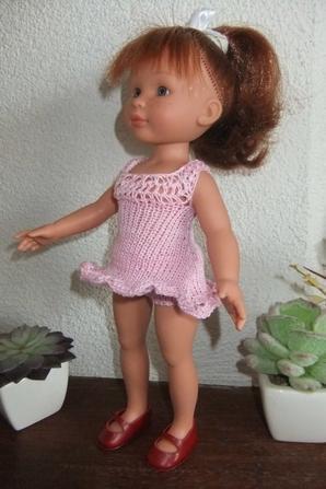 Des sous-vêtements pour ma petite Justine!