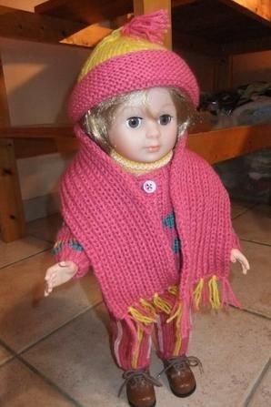 En ce moment, on apprécie les tenues chaudes!