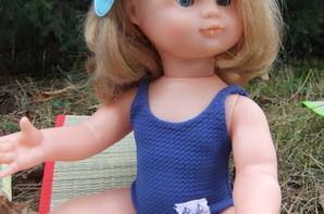 Il fait chaud: les filles profitent de la fin des vacances!