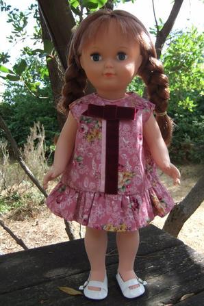 La petite robe d'octobre 1966