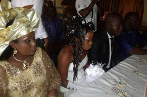 Heureux Mariage Mr et Mme Diakhaby