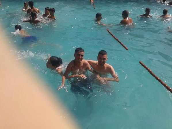 journée inoubliable avec benali et ayoujil