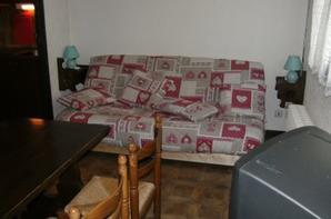 derniere photo de mon apartement a la clusaz