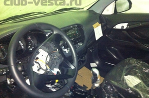 Premier bref essai journalistique et nouvelles photos volées de la LADA VESTA !!!