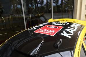 LADA Sport Rosneft a dévoilé les couleurs de ses nouvelles LADA KALINA RC !!!