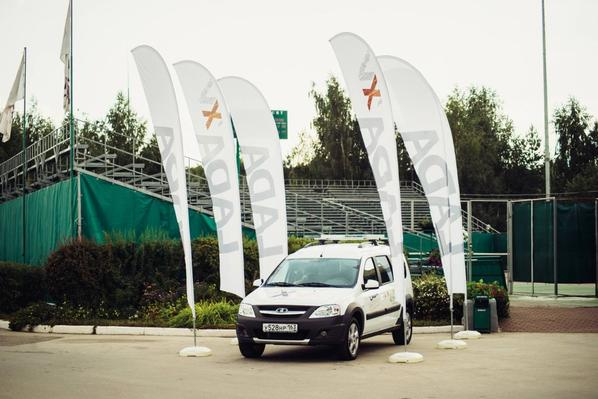 """AVTOVAZ soutient le sport pour tous en sponsorisant le """"Togliatti Open 2015"""" !!!"""