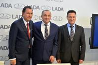 Visite présidentielle chez IzhAvto, à 16 jours du lancement de la LADA VESTA !!!