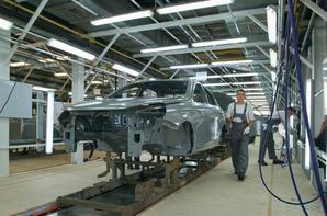 Reportage exclusif à Ijevsk, à dix jours du lancement de la LADA VESTA Sedan !!!