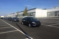 Jour J-1 avant le lancement de la production en série de la LADA VESTA Sedan !!!