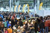 L'usine automobile d'Ijevsk en fête pour son cinquantième anniversaire !!!