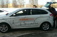 Les ventes de la nouvelle LADA XRAY ont officiellement débuté en Russie !!!
