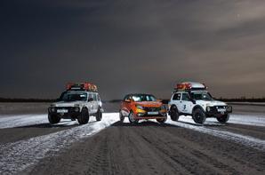 "Retours de LADA en Finlande et de l'expédition ""Dikari - Arktika"" à Togliatti !!!"