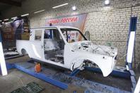 """La LADA 4x4 fera son retour en rallye-raid lors du """"Silk Way Rally 2016"""" !!!"""