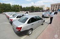 Coopération entre AVTOVAZ et KAMAZ, voitures de police et LADA VESTA Sport...
