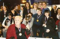 Championnat de france des régions à Forbach 2013