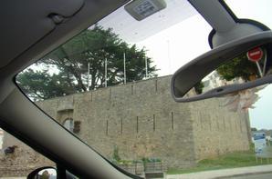le  chateau de noirmoutier