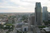 la  tour de la tour de la bourse 38 etages