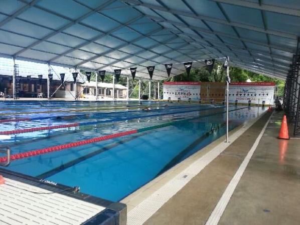 piscine  jean  drapeau  canada  championnat du monde 2013