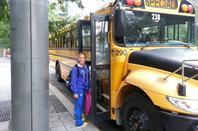 bus  pour allez  a la piscine
