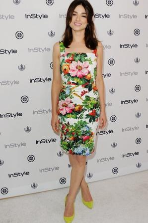 Crystal at the 13th Annual InStyle Summer Soiree in Los Angeles