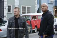 "NCIS Los Angeles 4x16 ""Lohkay"" &  4x17  ""Wanted"" & 4x18 ""Red"""