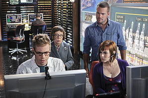 "NCIS: Los Angeles 5x01 ""Ascension"""