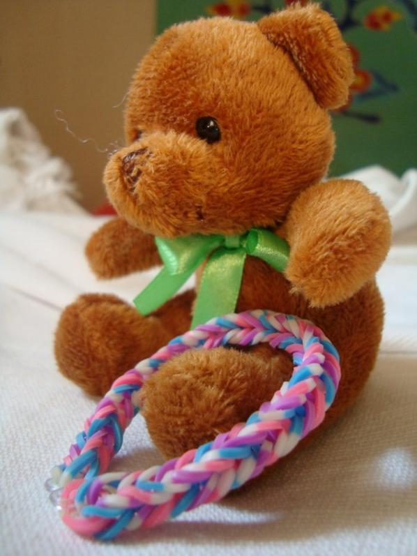 Rainbow loom ;)