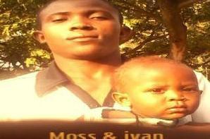moss et son fils