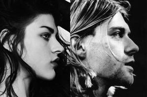 . LETTRE D'ADIEU PHOTO :Frances Bean Cobain et Kurt Donald Cobain .